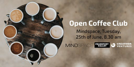 Open Coffee Club (OCC) Frankfurt - June edition