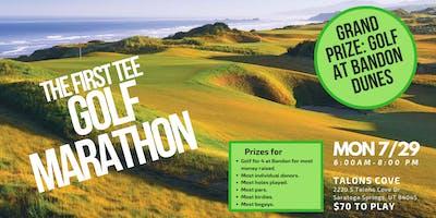 The First Tee Golf Marathon
