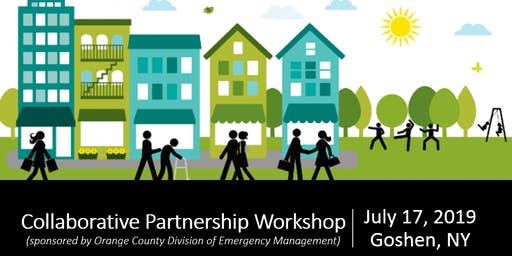 Collaborative Partnership & Disaster Recovery Workshop
