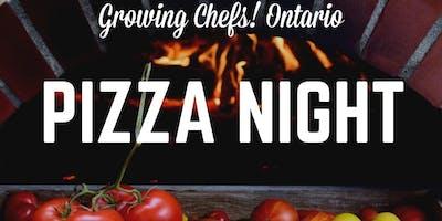 Pizza Night 7:00 Seating - Kid\