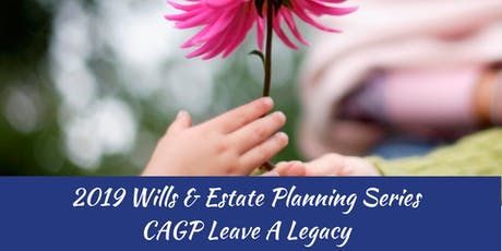 Tax Smart Estate Planning & Giving tickets