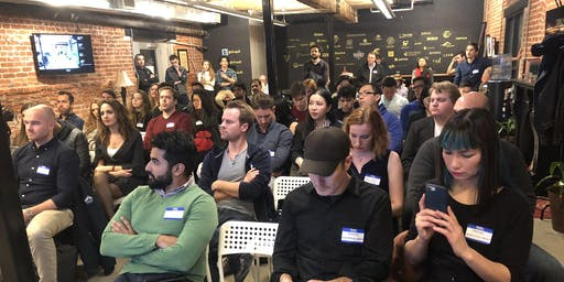 Foreign Startups Mixer n Pitch (Holiday Event!)