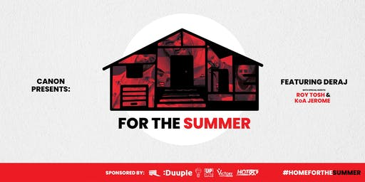 Home For The Summer: Jacksonville