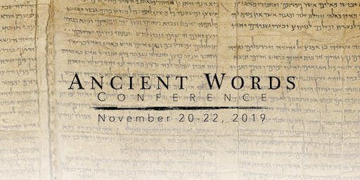 Ancient Words Conference