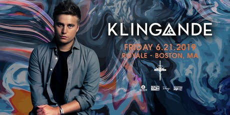 Klingande at Royale | 6.21.19 | 10:00 PM | 21+ tickets
