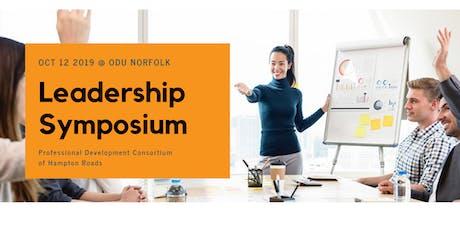 PDC-HR Leadership Symposium tickets
