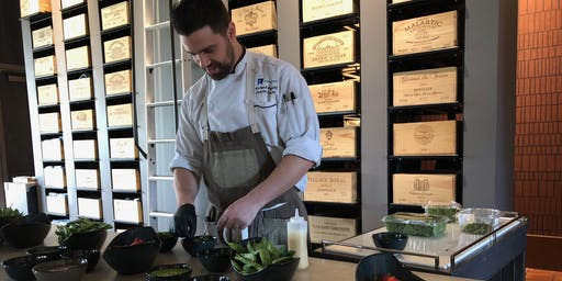Porta Blu Cooking Series Presents: BBQ- steak and tomatoes