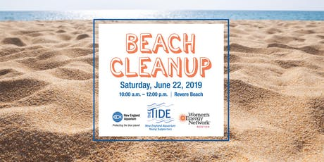 The Tide & Women's Energy Network Beach Cleanup tickets