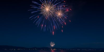 Tahoe City 4th of July Fireworks