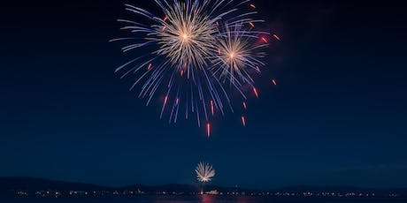 Tahoe City 4th of July Fireworks tickets