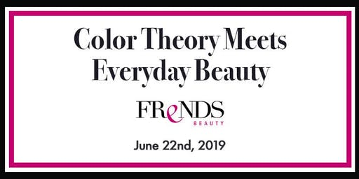 Color Theory Meets Everyday Beauty