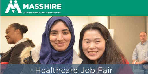 Healthcare Job Fair