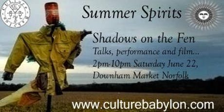 Image result for summer spirits shadows on the fen