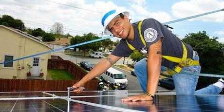 GRID Alternatives / Pacific Energy Center Summer Solar Job Fair tickets