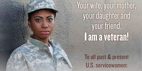 Womens Veterans Appreciation tickets