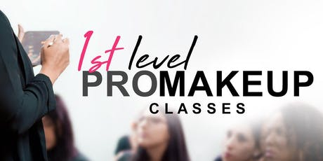 1st Level PRO Makeup Classes • Kissimmee, FL tickets