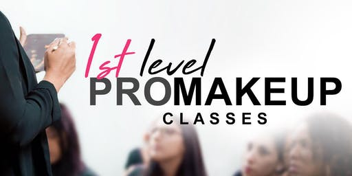 1st Level PRO Makeup Classes • Kissimmee, FL