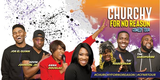 Churchy For No Reason - Tri-State Area (Philly, Jersey, Delaware)