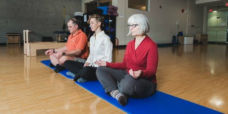 Restorative Movement and Mindfulness for Brain Health tickets