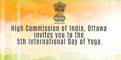 5th International Day of Yoga