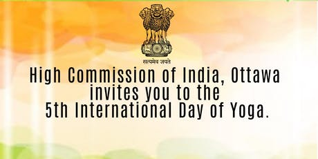 5th International Day of Yoga tickets