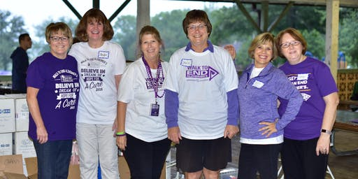 2019 Washington Area Walk to End Alzheimer's