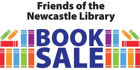 Friends of Newcastle Library Annual Book Sale tickets