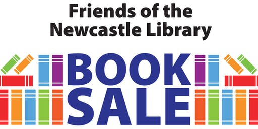 Friends of Newcastle Library Annual Book Sale