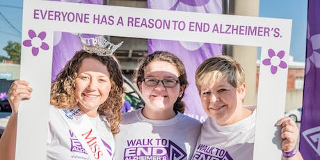2019 Hannibal Area Walk to End Alzheimer's tickets