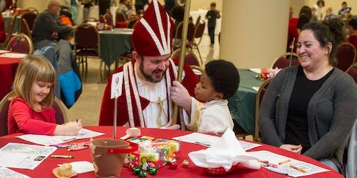 Breakfast with Saint Nicholas 2019