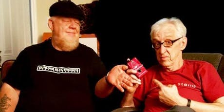 Redd Volkaert & Bill Kirchen at The Post tickets