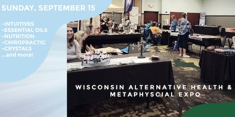 Wisconsin Alternative & Metaphysical Expo tickets