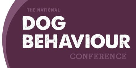 2020 National Dog Behaviour Conference tickets