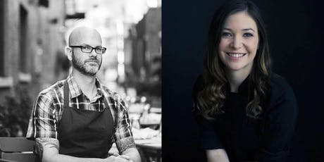 Chef Bennett and Chef Robison, 2019 On-Farm Dinner Series tickets