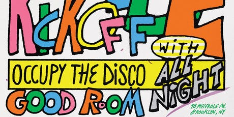 Pride Kickoff with Occupy The Disco + Love Injection tickets