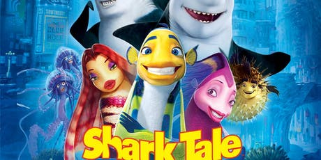 Beach Movie Nights (FREE): Shark Tale tickets