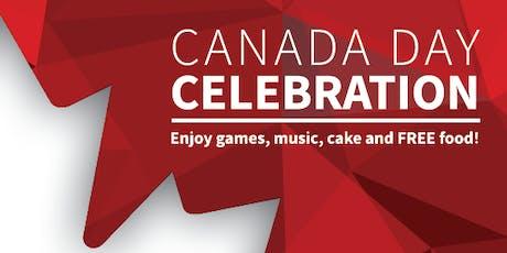 Canada Day Celebration - Surrey Campus tickets