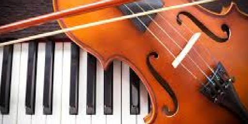 Countess of Munster Musical Trust - Professional Violin and Piano Concert