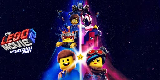 Beach Movie Nights (FREE): The Lego Movie 2