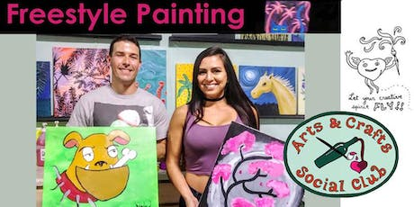 Freestyle Painting tickets