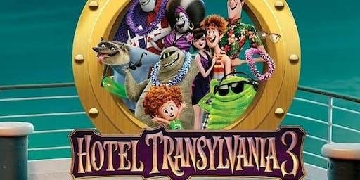 Beach Movie Nights (FREE): Hotel Transylvania 3: Summer Vacation