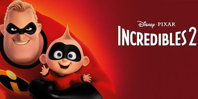 Beach Movie Nights (FREE): Incredibles 2