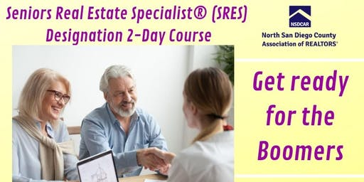 Seniors Real Estate Specialist (2 Day Course)