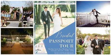 Bay Area's Best Wedding Venues Passport Tour tickets