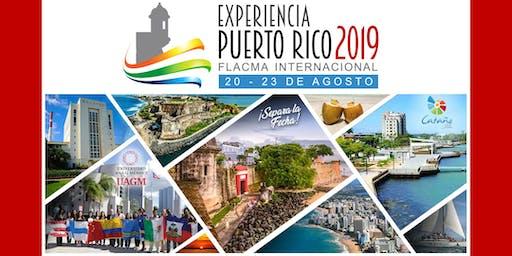 Experiencia Puerto Rico 2019