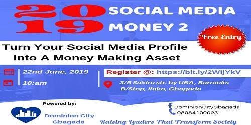 SOCIAL MEDIA MONEY 2
