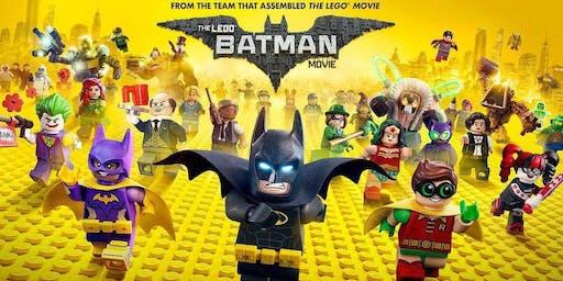 Beach Movie Nights (FREE): The Lego Batman Movie