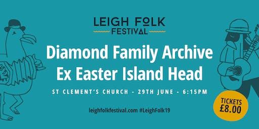 Ex Easter Island Head + Diamond Family Archive