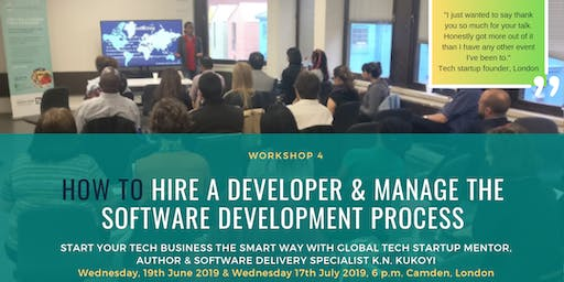 How to Hire a Developer & Manage the Software Development Process