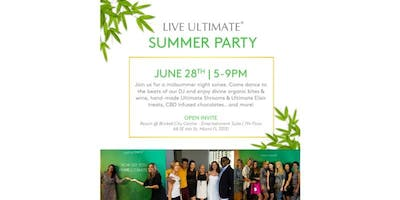 LIVE ULTIMATE SUMMER PARTY